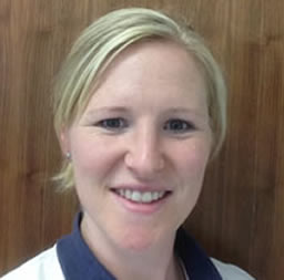 Sarah Hudson Physiotherapist